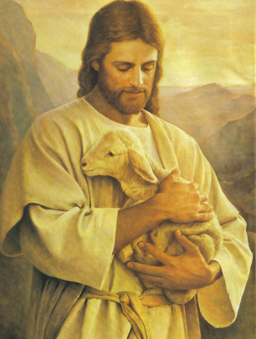 Jesus - Good Shepherd